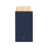 Monograph - Notebook, Spiral - Blue