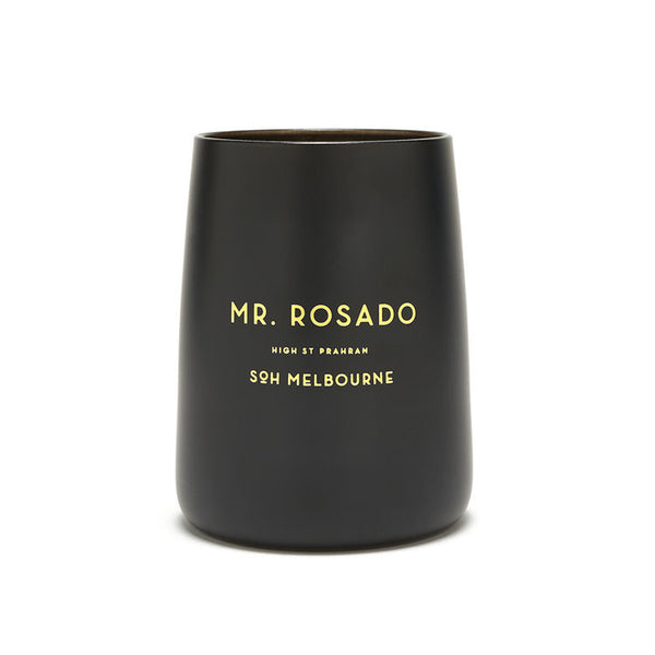 SOH Melbourne Mr Rosado Black Candle