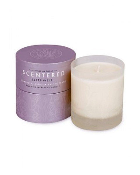 Scentered - Sleep Well Home - Candle