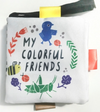 Wee Gallery - My Colourful Friends Buggy Book
