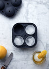 Stone Marketing- SPHERE ICE MOLD - CHARCOAL