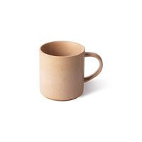 HK LIVING - bold & basic ceramics - speckled coffee mug - Nude