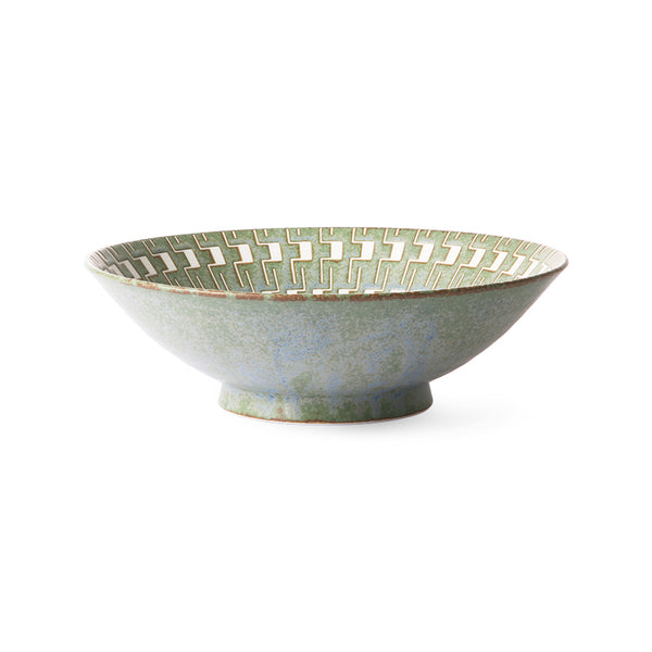 HK LIVING  - Kyoto ceramics: japanese ceramic - salad bowl