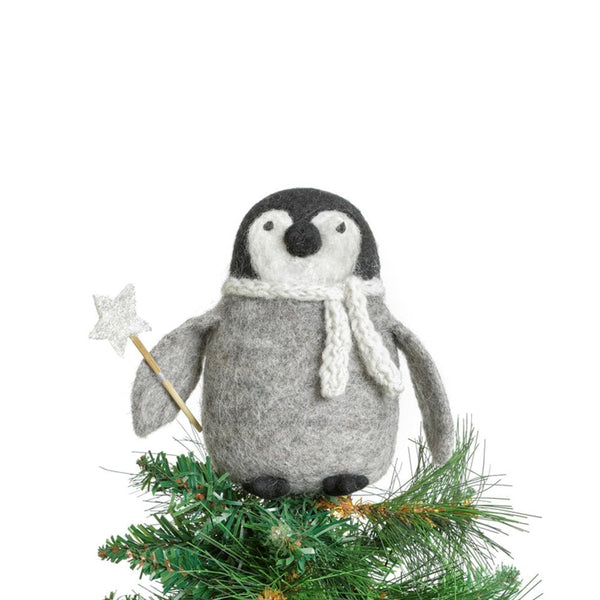 Amica - Baby Penguin Tree Topper
