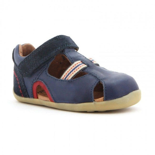 Bobux Step Up Navy Intrepid Sandal