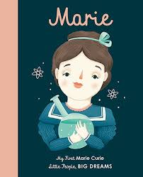 Marie Curie - Little People - Big Dreams - Small
