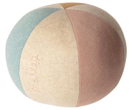 Maileg - Ball - Light Blue & Rose