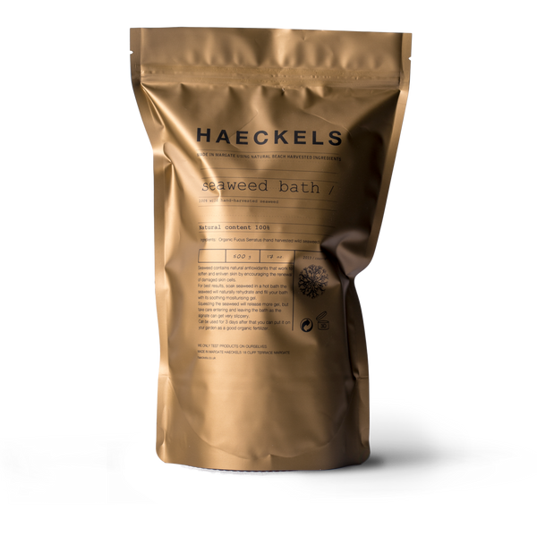 Haeckels - Traditional Seaweed Bath