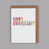 Kitty McCall - Happy Anniversary card
