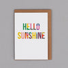Kitty McCall - Hello Sunshine card