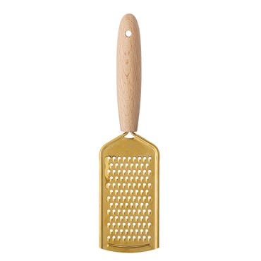 Bloomingville - Gold grater with handle