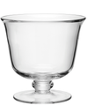 LSA - Serve Tall Comport Ø22cm Clear