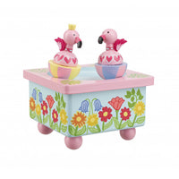 Orange Tree Toys - Music Box - Flamingo
