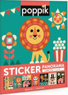 Poppik - Sticker Panorama - Circus