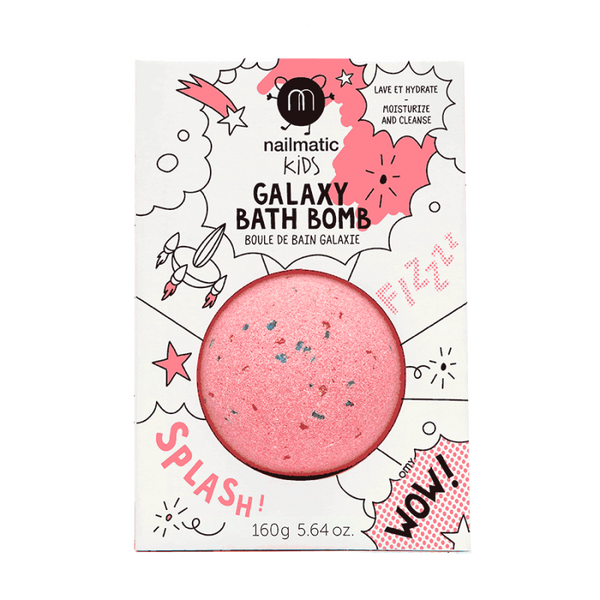 Nailmatic - Bath Bomb - Red Planet