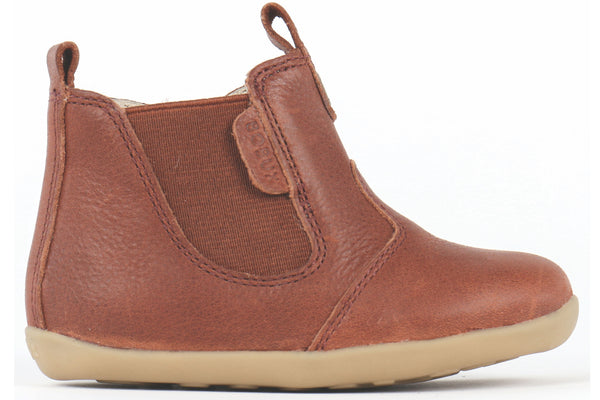Bobux Step-Up Toffee Jodphur Boot