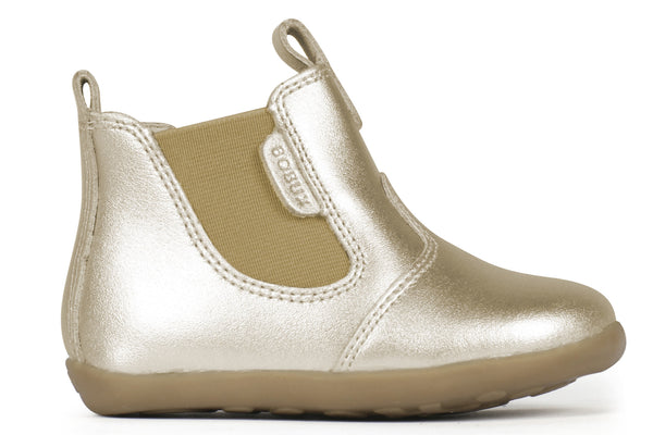 Bobux Step-Up True Gold Jodphur Boot