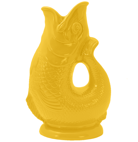 Gluggle - Large Jug - Yellow