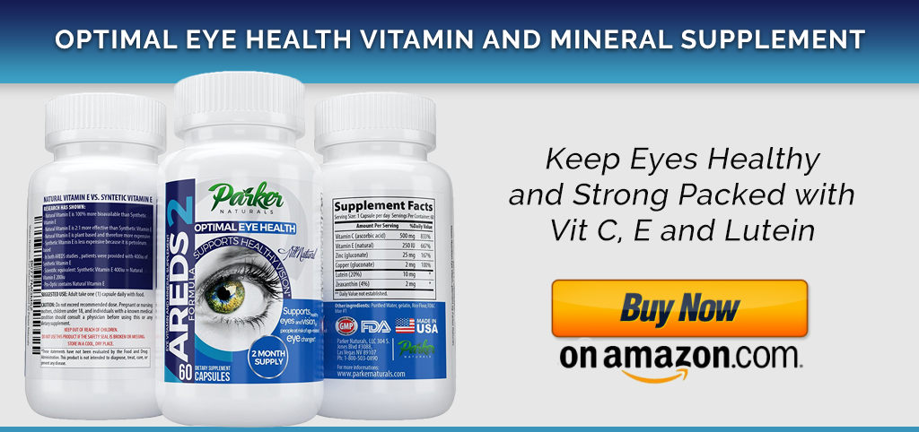Parker Naturals Optimal Eye Health