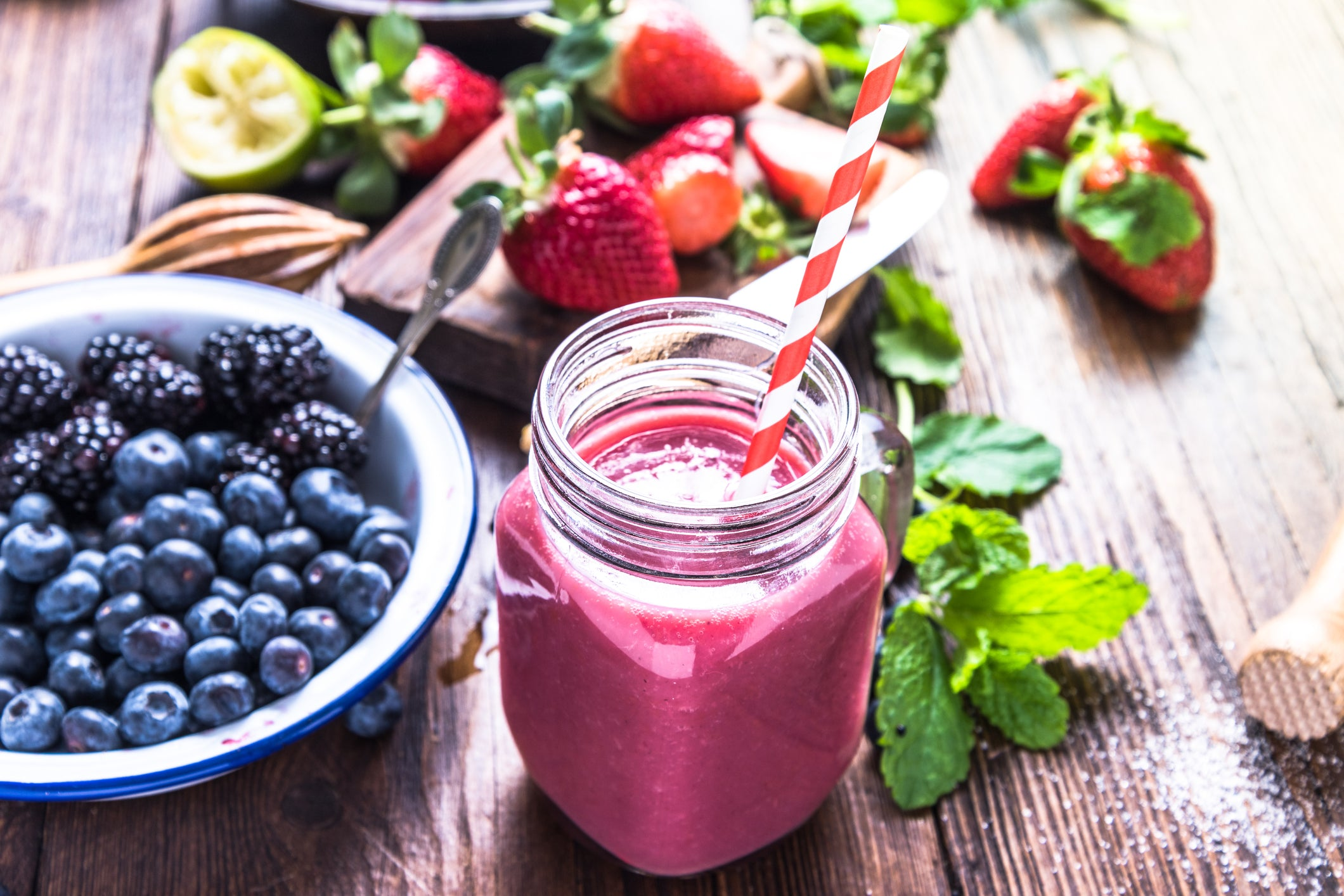 Smoothie for All Day Energy