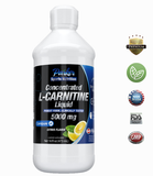TOP RATED L-Carnitine 5000 Mg Dietary Supplement Liquid - Parker Naturals - Journey to a better you.