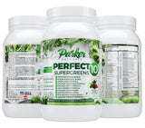 Perfect 10 SuperGreens by Parker Naturals - Parker Naturals - Journey to a better you.