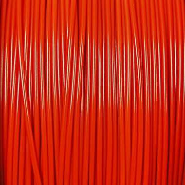 Red TPU Flexible 3D Printer Filament