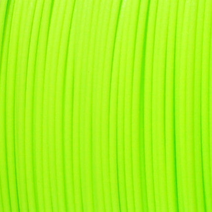 Flourescent Green PLA 3D Printer Filament, 1.75mm