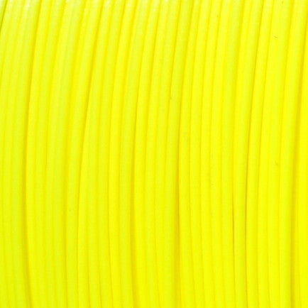 Fluorescent Yellow PLA 3D Printer Filament, 1.75mm