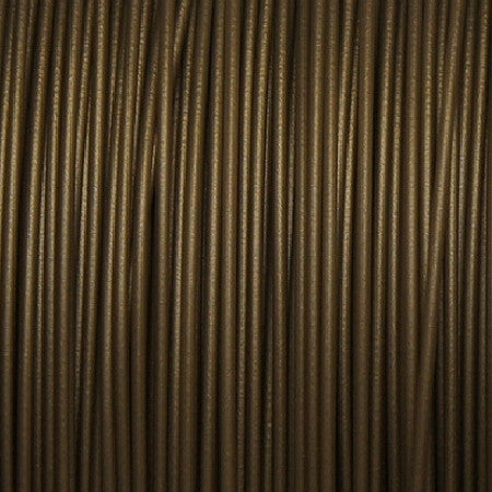 Metallic Bronze PLA 3D Printer Filament, 1.75mm