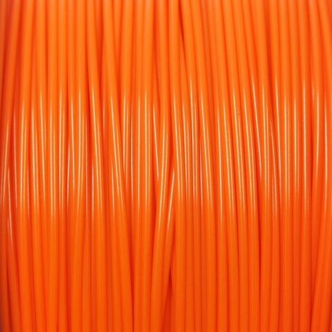Orange PLA 3D Printer Filament, 1.75mm