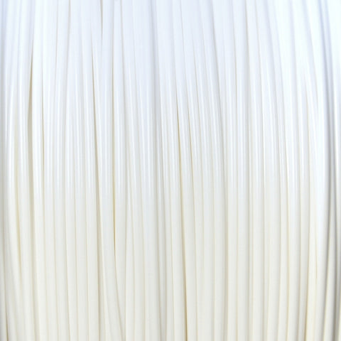 White PLA 3D Printer Filament, 1.75mm