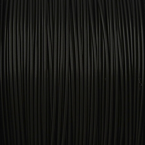 Black TPU Flexible 3D Printer Filament