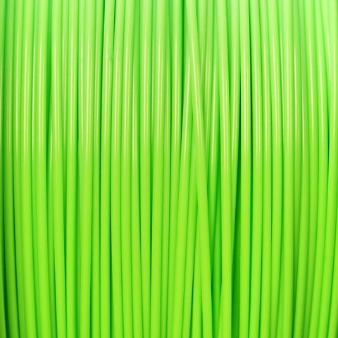 Lime Green ABS 3D Printer Filament, 1.75mm