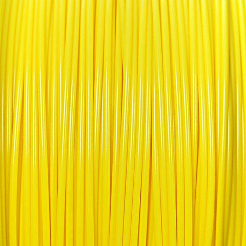 Yellow ABS 3D Printer Filament, 3mm