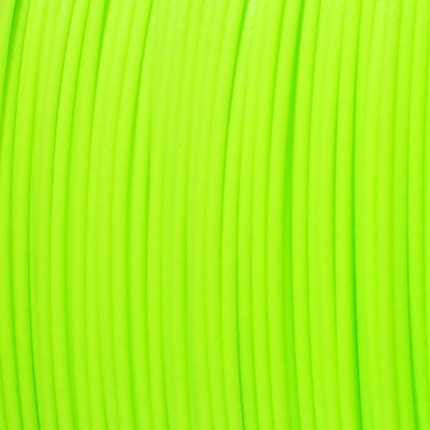 Fluorescent Green PLA 3D Printer Filament, 3mm
