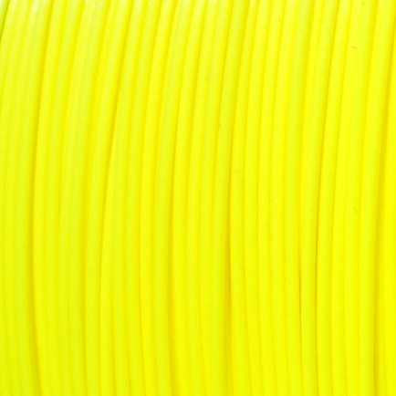 Fluorescent Yellow PLA 3D Printer Filament, 3mm