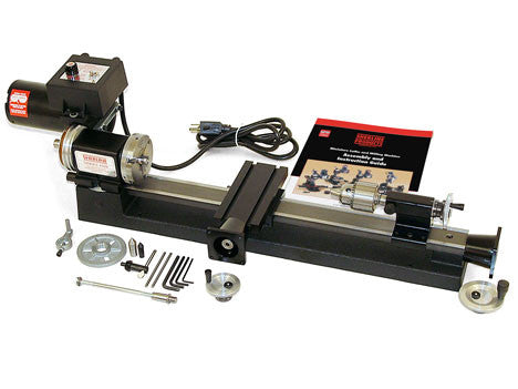 Sherline 4400 Lathe Base Package