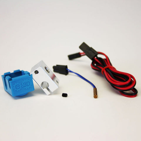 E3D Hot End Block & Sock Upgrade kit
