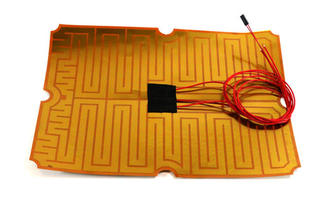 Kapton Bed Heater for the Fusematic & MiniMax