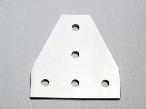 5 Hole 'T' Joining Plate
