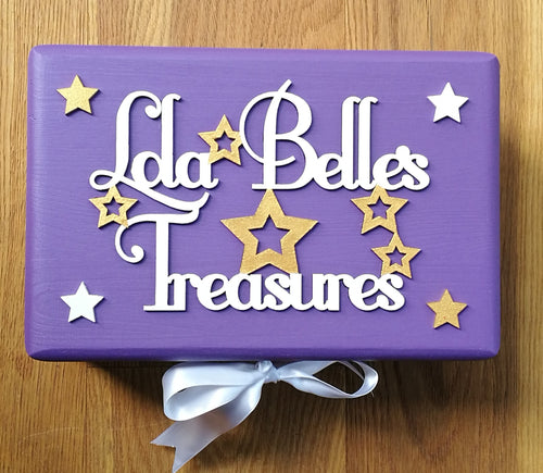 Bespoke Occasion/Gift Boxes (Medium) - Magical Moments Ireland
