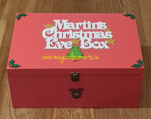 Large Christmas Eve Boxes - Magical Moments Ireland