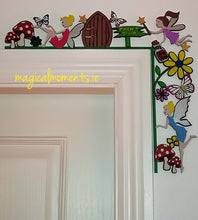 Fairy Tumbling Door Frame Decoration - Magical Moments Ireland