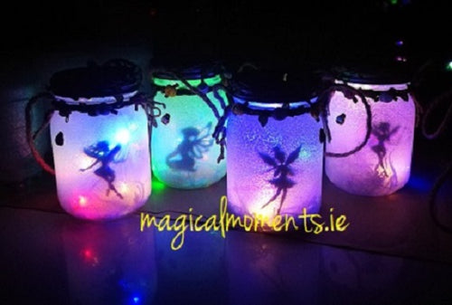 Fairy Lanterns - Solar Powered - Magical Moments Ireland