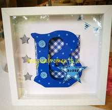 Letter / Name Frame  (Box Frame) - Magical Moments Ireland