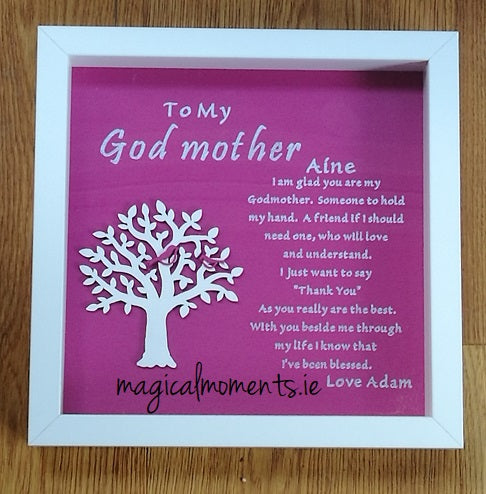 Bespoke Frames for All Occasions - Magical Moments Ireland