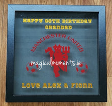 Bespoke Vinyl Print Frames (Box Frames) - Magical Moments Ireland