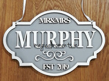 Door Plaques with Names - Magical Moments Ireland