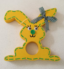 Easter Decorations - Bunny Egg Holders (Handpainted & Personalised) - Magical Moments Ireland
